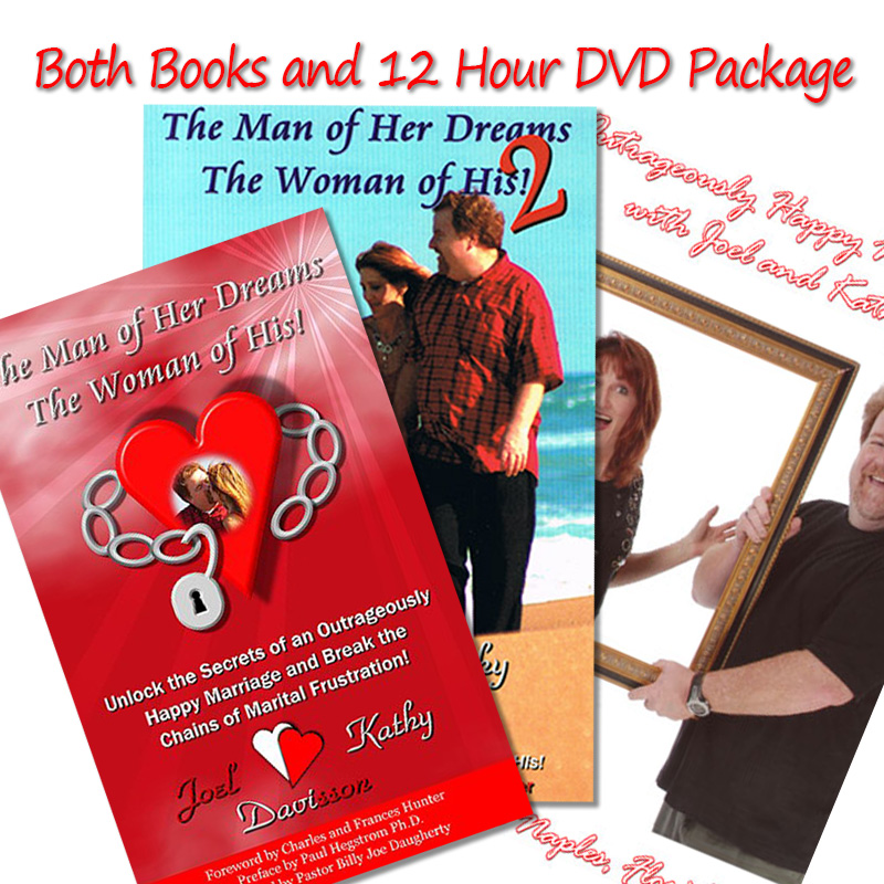 A-6  Both Books and 12 Hour DVD Package