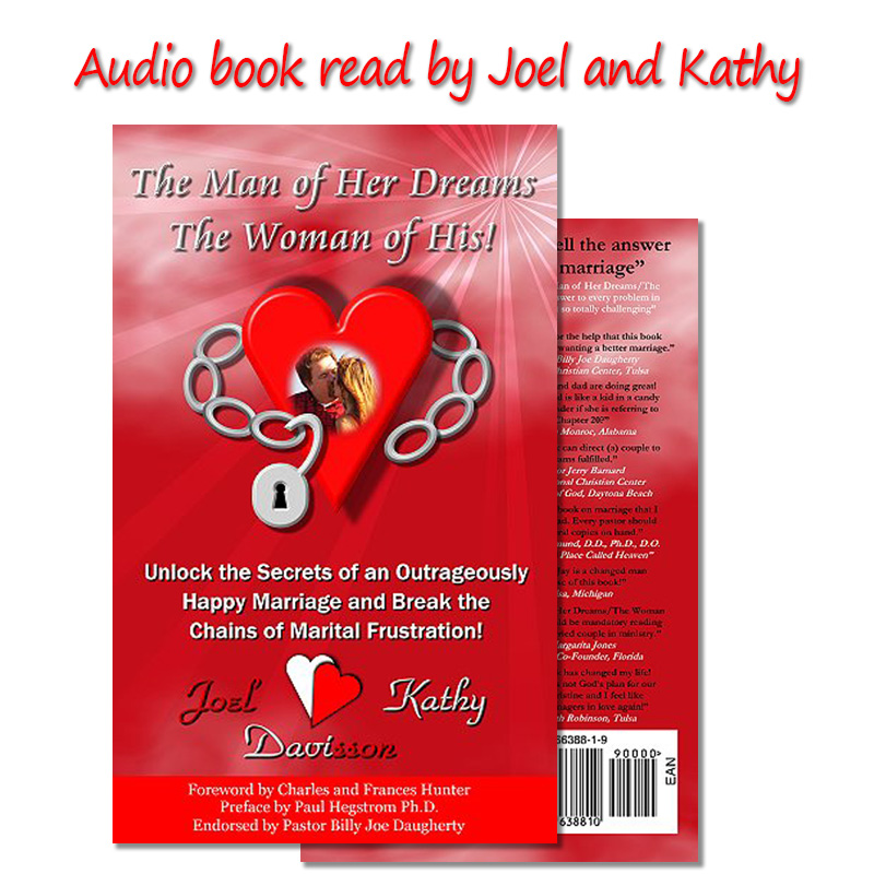 B-1  The Man of Her Dreams/The Woman of His! Audio Book