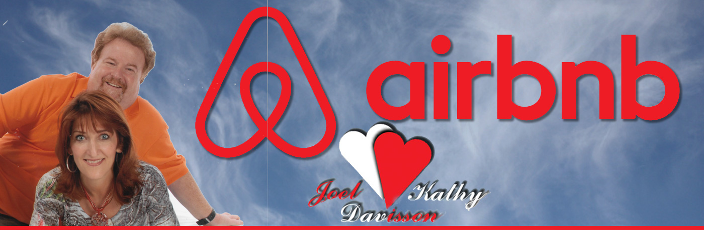 Joel and Kathy Love airbnb